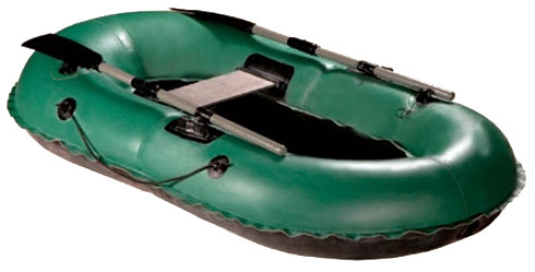 Резиновая лодка Нырок 02 с жестким полом