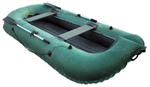Надувная резиновая лодка Иволга 3 06