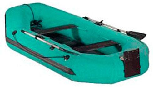 Надувная резиновая лодка Язь 2-03