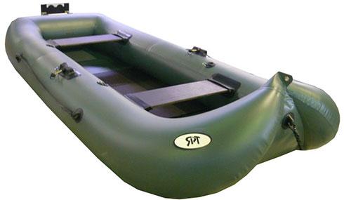 Надувная лодка ПВХ Волна