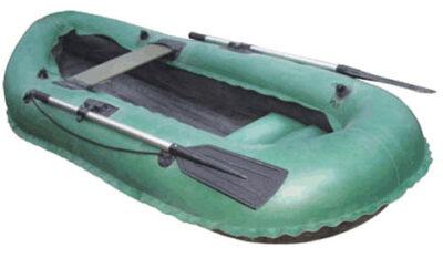 Надувная резиновая лодка Иволга 1Н
