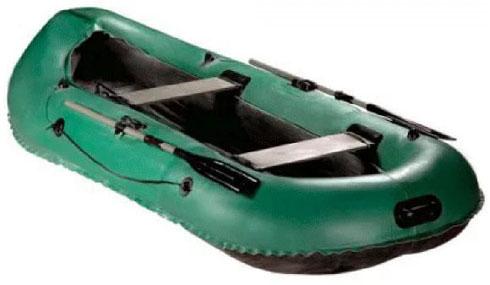 Резиновая лодка Иволга 2 06