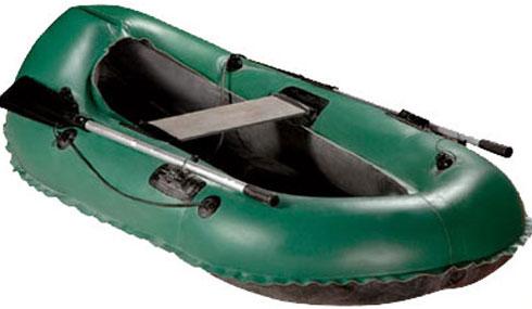 Надувная резиновая лодка Иволга 1