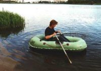 Надувная лодка Нырок