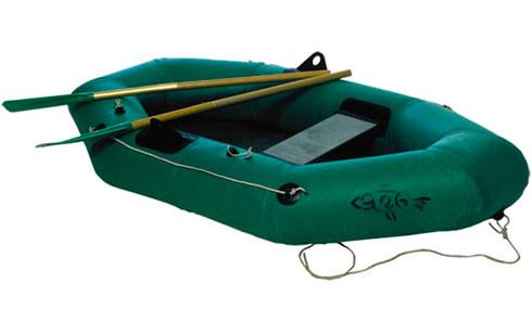 Надувная резиновая лодка Язь 1н