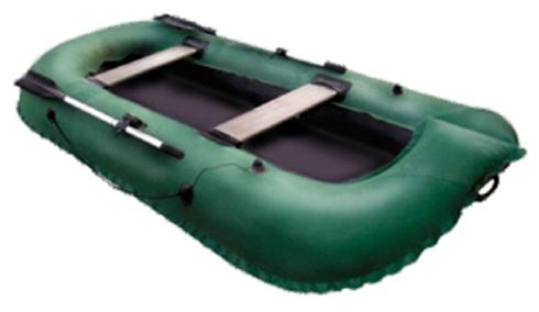 Надувная резиновая лодка Иволга 3
