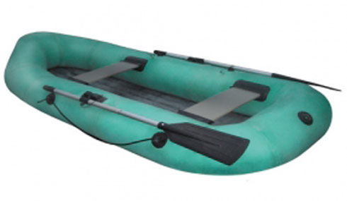 Надувная резиновая лодка Язь