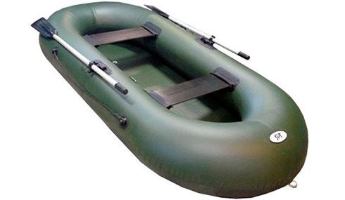Надувная лодка Нырок 2П